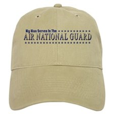 My Air Guard Man Baseball Cap