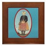Muhu Garb Framed Tile