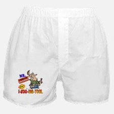 MR Fix it Boxer Shorts