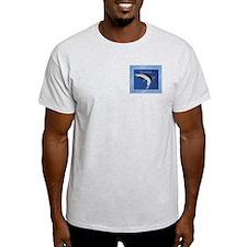 Estonian Amerian & Flag T-Shirt