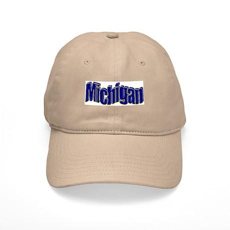 Wavy Michigan Cap