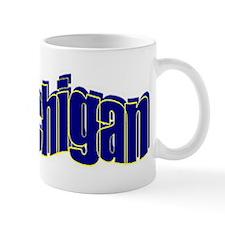 Wavy Michigan Mug