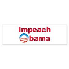 Impeach Obama Bumper Sticker (10 pk)