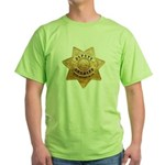 San Joaquin Sheriff Green T-Shirt