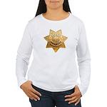 San Joaquin Sheriff Women's Long Sleeve T-Shirt