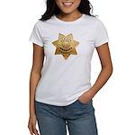 San Joaquin Sheriff Women's T-Shirt