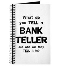 Tell A Teller Journal