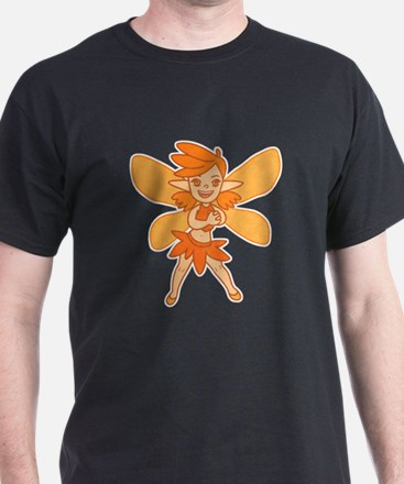 Cute Autumn Fairy T-Shirt