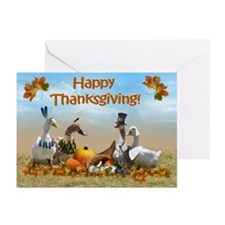 Cute Cute thanksgiving Greeting Cards (Pk of 10)