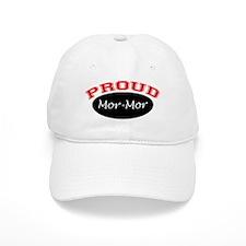 Proud Mor-Mor Baseball Cap