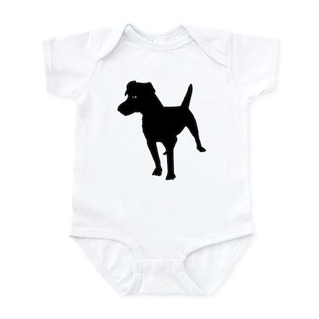 Patterdale Terrier Infant Creeper