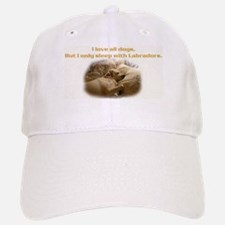 Custom Photo Labrador Baseball Baseball Cap