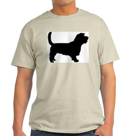 Petit Basset G V Ash Grey T-Shirt