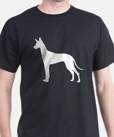 Pharaoh Hound Black T-Shirt
