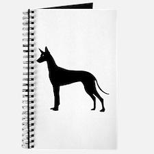 Pharaoh Hound Journal