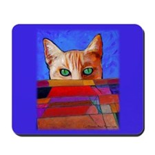 Cat of Mystery Mousepad