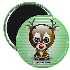 Reindeer Pet Magnet