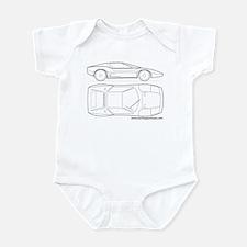Unique Ac cobra car hobbies Infant Bodysuit