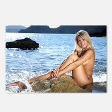 Cute Hot girls Postcards (Package of 8)