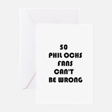 Cute Phil Greeting Cards (Pk of 10)