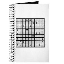 Sudoku - Brainteaser Journal
