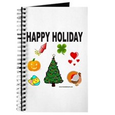 HAPPY HOLIDAY Journal