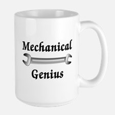 Mechanical Genius Mug