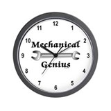 Automobile auto mechanic Basic Clocks