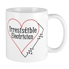 Irresistible Electrician Mug