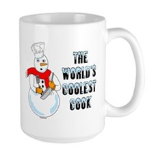 Coolest Cook Mug