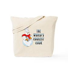 Coolest Cook Tote Bag