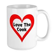 Love The Cook Mug