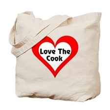 Love The Cook Tote Bag