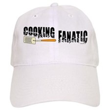 Cooking Fanatic Baseball Cap
