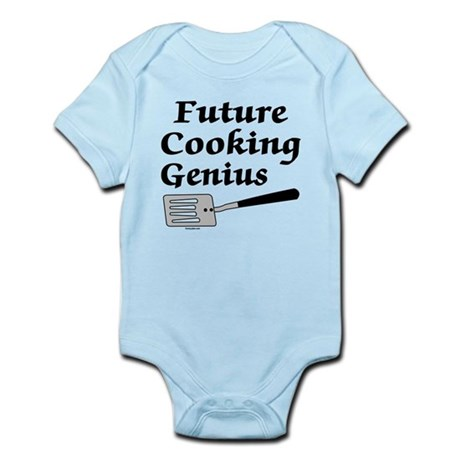 Cooking Genius Infant Bodysuit