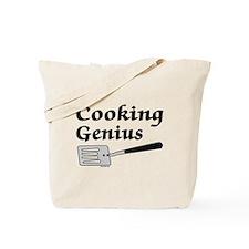 Cooking Genius Tote Bag