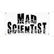 Mad Scientist Banner