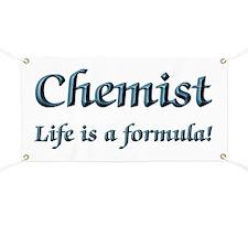 Chemist Banner
