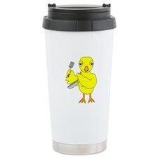 Cooking Chick Travel Mug