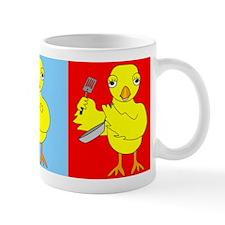 Cooking Chick Mug