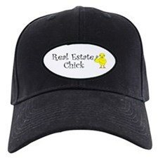 Real Estate Chick Baseball Hat