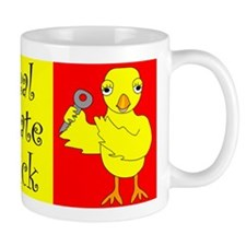 Real Estate Chick Mug