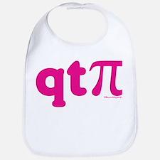 QT Pi-Pink Bib