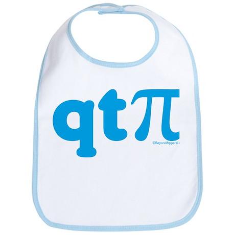 QT Pi-Blue Bib