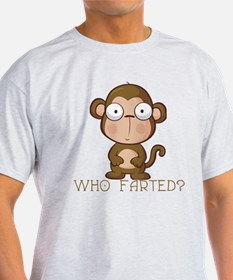 Who Farted? T-Shirt