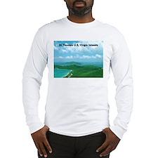 Home of Blackbeard Long Sleeve T-Shirt