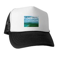 Home of Blackbeard Trucker Hat
