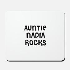 AUNTIE NADIA ROCKS Mousepad