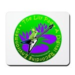 Lily Pad Mousepad