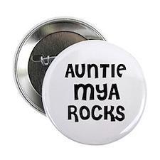 """AUNTIE MYA ROCKS 2.25"""" Button (10 pack)"""